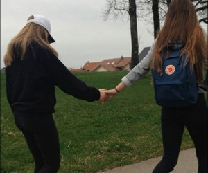 fjallraven kanken, friendship, and street image