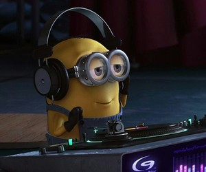 animation, minion, and despicable me image