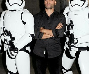 oscar isaac, star+wars, and x+man image