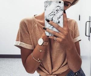 beautiful, girly, and rosegold image