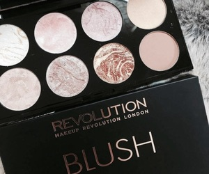 makeup, blush, and chic image