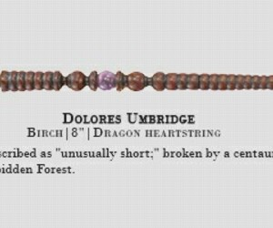 birch, dolores umbridge, and wand image