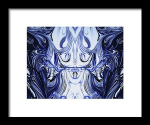 home decor, print, and psychedelic image