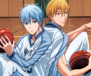 anime and kuroko no basket image