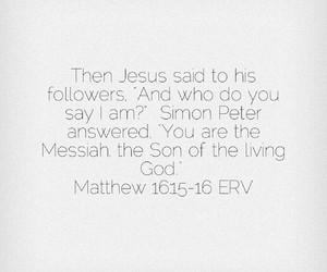 bible, faith, and jesus image