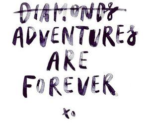 quotes, adventure, and diamond image