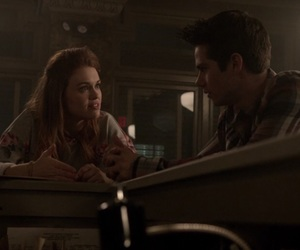 screencap, teen wolf, and holland roden image