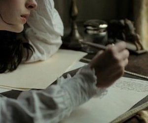 girl, pretty, and becoming jane image