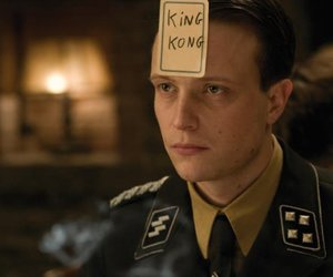 August Diehl, inglourious basterds, and king kong image