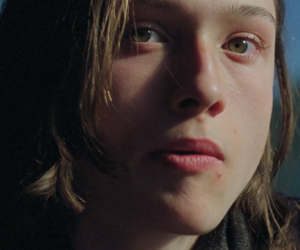 boy, film, and face image