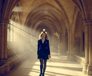 vampire academy, lucy fry, and lissa dragomir image