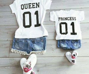 outfits, princess, and Queen image
