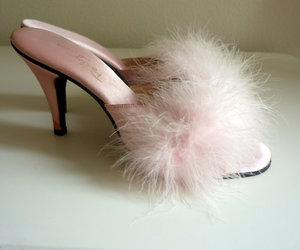 fashion, fluffy, and feathers image