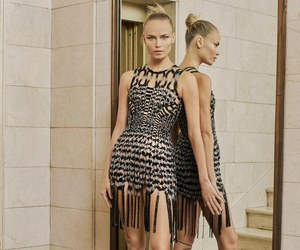 Atelier Versace and fashion image