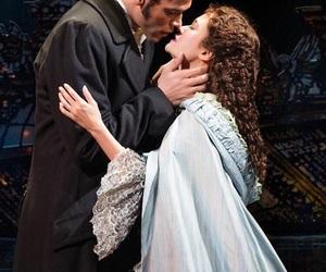 broadway, phantom, and The Phantom of the Opera image
