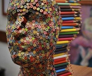 art, artsy, and creative image