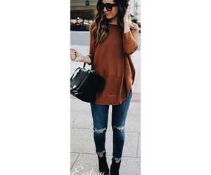 casual, chic, and outfit image