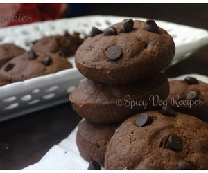 Cookies, indian, and veg recipes image
