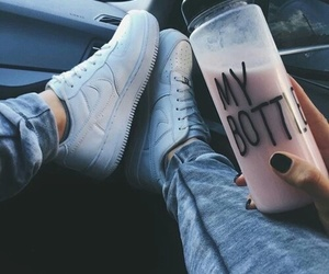tumblr, nike, and shoes image