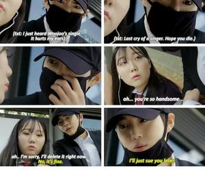 drama, exo, and funny image