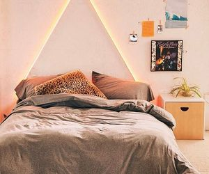 bedroom, decor, and urban outfitters image