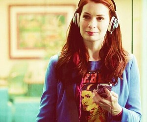 supernatural and Felicia Day image