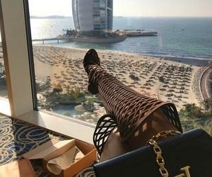 luxury, Louis Vuitton, and Dubai image