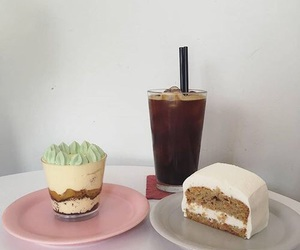 dessert, food, and aesthetic image