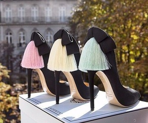 fashion shoes and high heels image