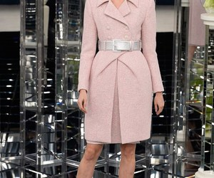 chanel, Couture, and model image