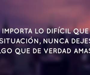 amor, frases, and nunca image
