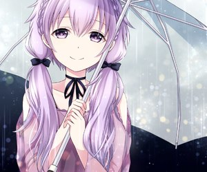 anime, vocaloid, and yuzuki yukari image
