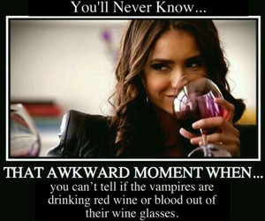 Vampire Diaries and funny image
