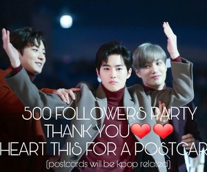 exo, followers, and party image