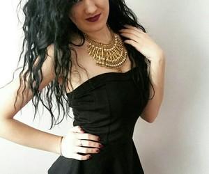 girl brunette sexy hair image