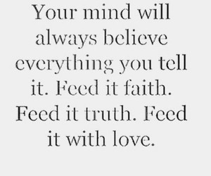 quote, mind, and love image