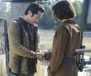 Maggie, walking dead, and the walking dead image