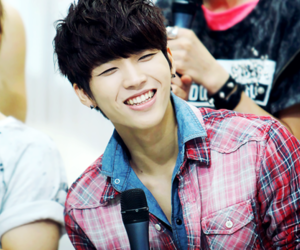 infinite, woohyun, and korean image