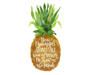 be a pineapple image