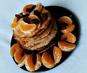 fit, pancake, and healthyfood image
