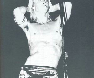 70s, rock, and b&w image