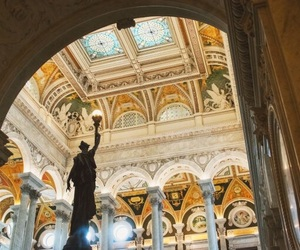 art, capitol, and city image