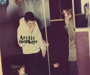 arctic monkeys, humbug, and alex turner image