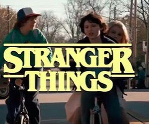 stranger things, theme, and series image