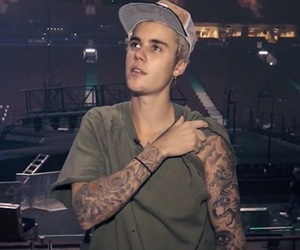 Tattoos and justin bieber image