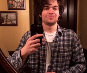 flannel, teen wolf, and dylan sprayberry image