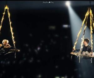 kai, exo, and kyungsoo image
