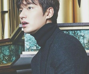 actor, korean, and lee min ho image