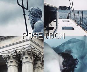 aesthetic, poseidon, and tumblr image