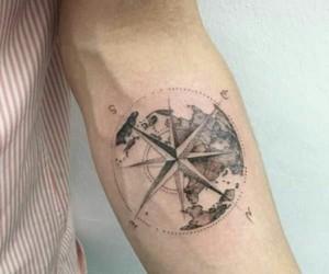 ink, tatouage, and tattoo image